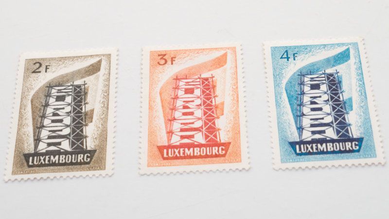 Europa themes from 1956 to 2019, coming up to 2022