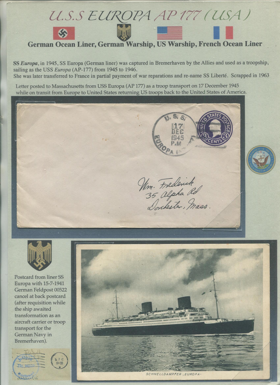 1928 SS EUROPA (part 5)