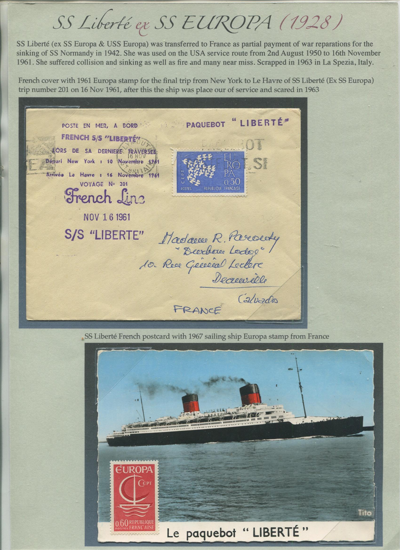 1928 SS EUROPA (part 6)