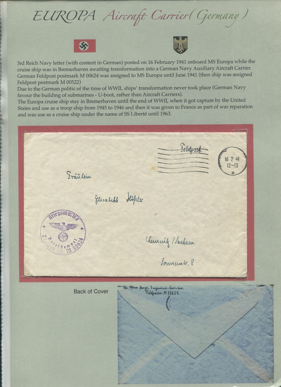 1928 SS EUROPA (part 4)